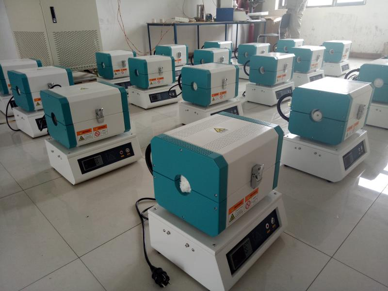 20SETS Mini Tube Furnace Ready to Delivery