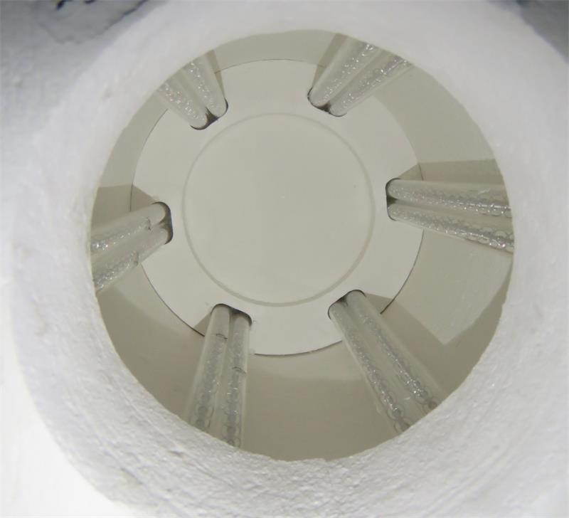 CHY-RTP1100 1200 Degree RTP Tube Furnace with O.D100mm Quartz Tube