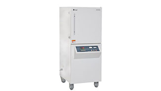 Muffle furnace for high temperature heating in laboratory
