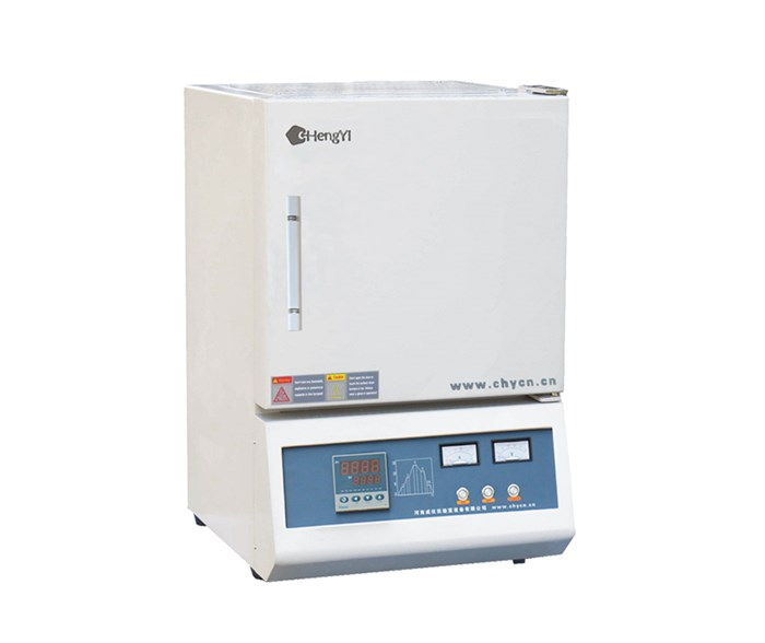 CHY-M1215 Laboratory Box Type 1200 degree 4.5L Muffle Furnace