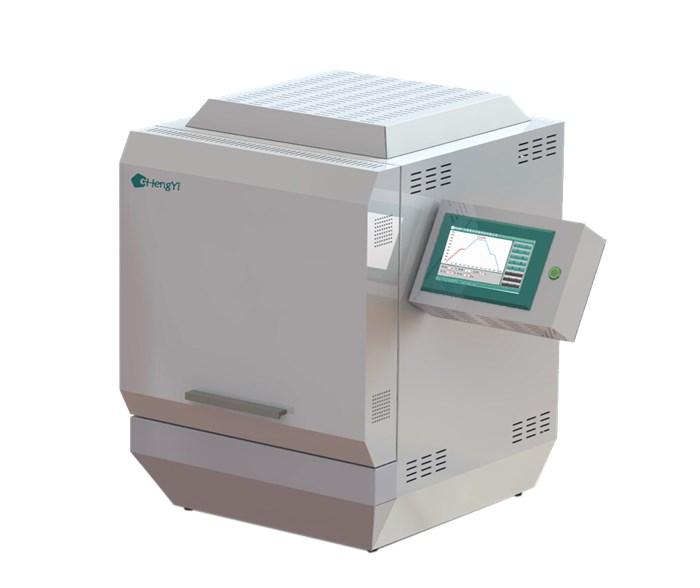 CHY-M1220 Laboratory Desktop 1200 degree 12L Muffle Furnace