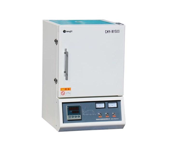 CHY-M1522 Desktop Ceremic Sintering 1500 degree 12.5L Muffle Furnace