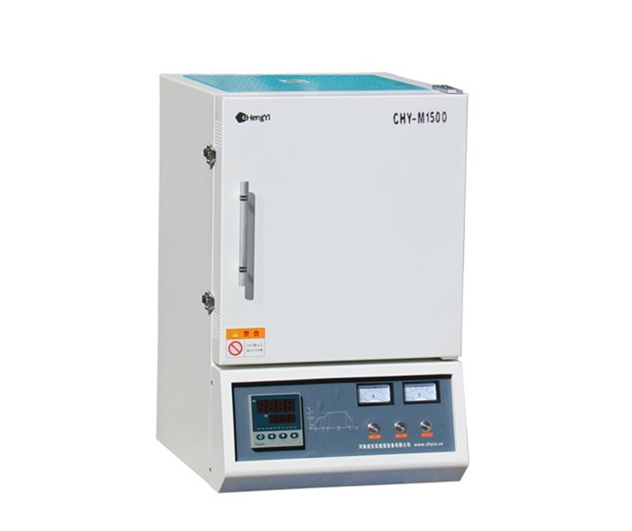 CHY-M1516 High Temperature 1500 degree 4.1L Muffle Furnace
