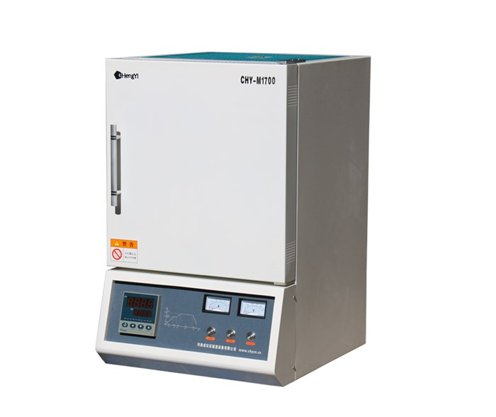 CHY-M1716 1700 Degree High Temperature 4.1L Box Furnace
