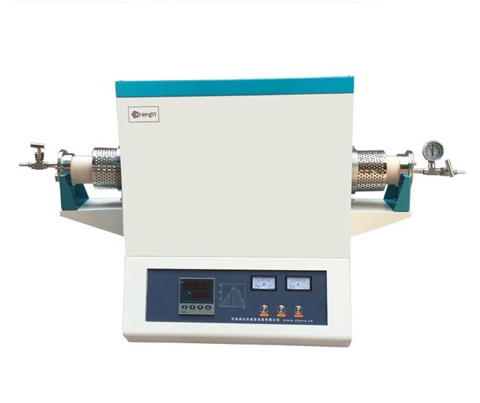 CHY-T1780A Laboratory 1700 Degree Vacuum Tube Furnace