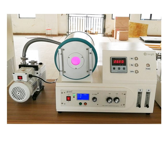 CHY-P2L 13.56MHz Plasma Cleaner with 2L capacity