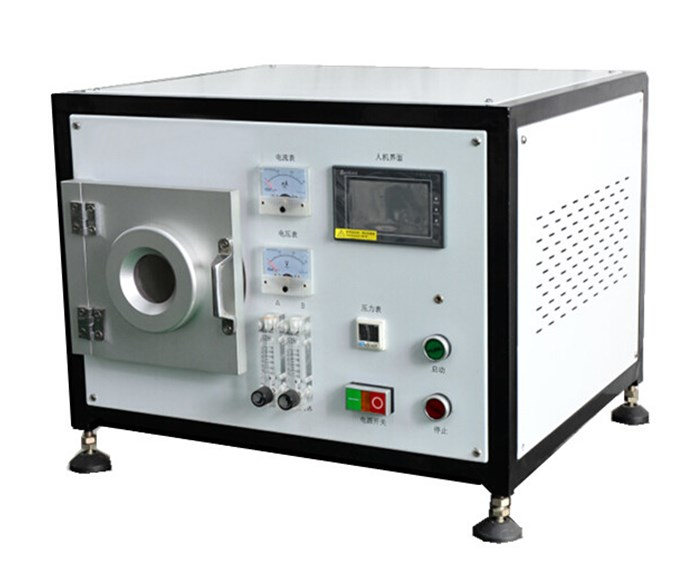 CHY-P2LS 40KHz Vacuum Plasma Cleaner with O.D100*270mm Chamber