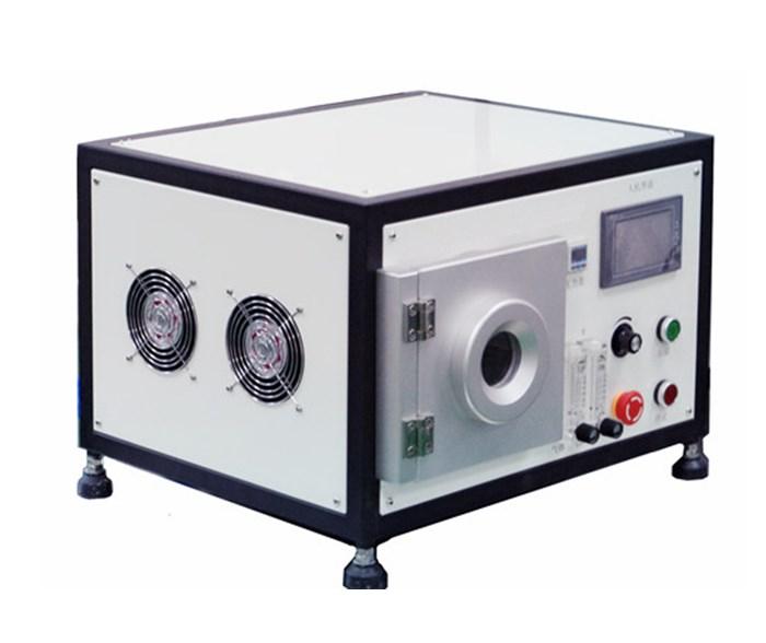 CHY-P5S 40KHz 5L Vacuum Plasma Cleaner with O.D150*270mm Quartz Chamber