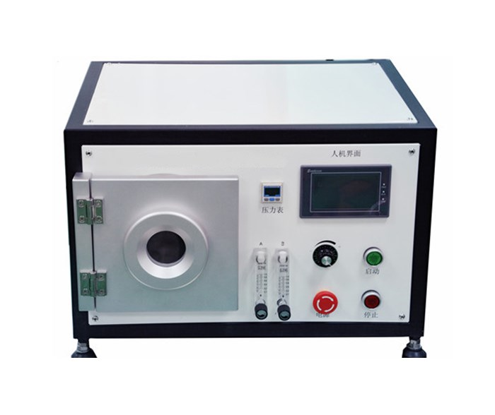 CHY-P5S 40KHz 5L Vacuum Plasma Cleaner with O.D150*270mm Quartz Chamber