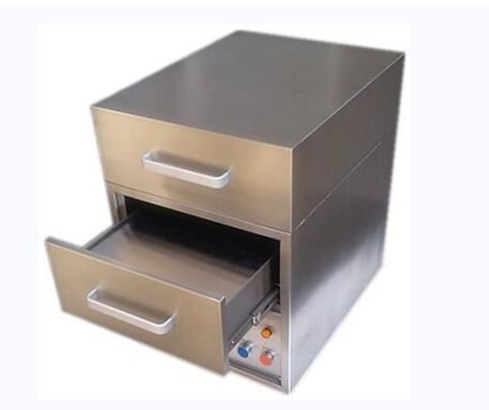 CHY-250TC Laboratory Desktop Drawer UV Ozone Cleaner with 12*12