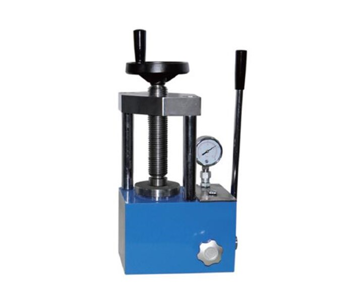 CHY-5T Laboratory 5T Hydraulic Press with Digital Gauge