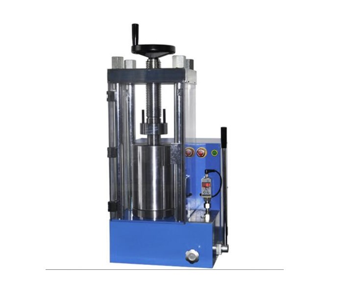 CHY-60J Laboratory CIP Press with Stainless Steel 22mm ID Vessel