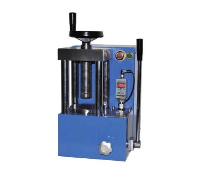 CHY-30S Laboratory 30 Ton Electric Powder Pressing Machine with Digital Gauge
