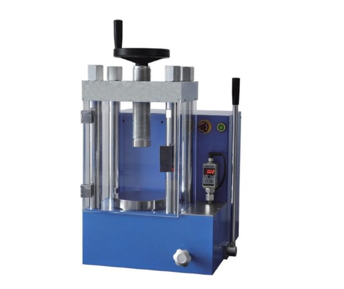 CHY-60S Laboratory 60T Electric Manually Pallet Press Machine