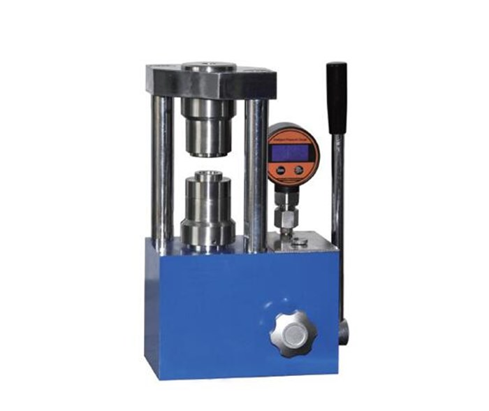 CHY-5NS Laboratory Hydraulic Crimper for All Types of Coin Cells