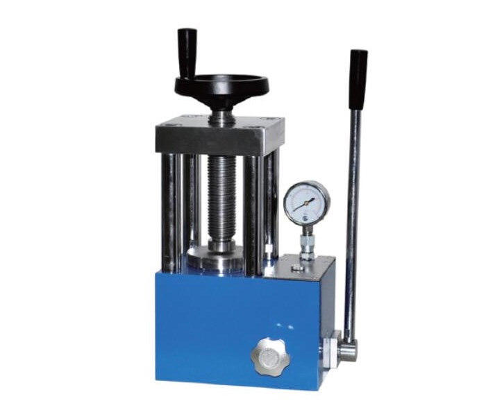 CHY-15T Laboratory Hydraulic Press for Powder Pressing