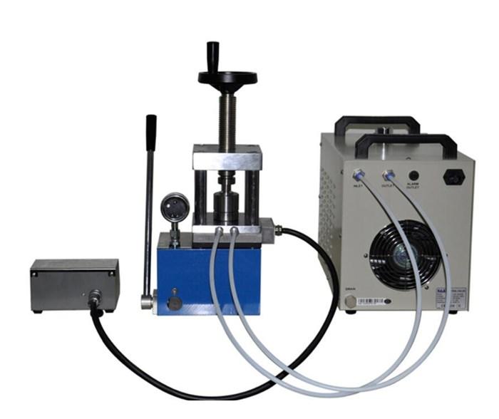 CHY-600C Laboratory 24 Ton Double Heating Press