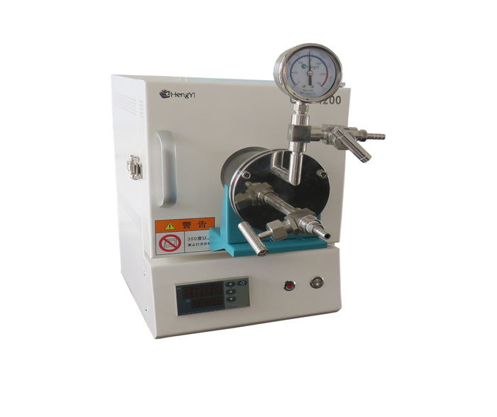 CHY-H1210 Compact 1200 degree Muffle Tube Furnace for multi using