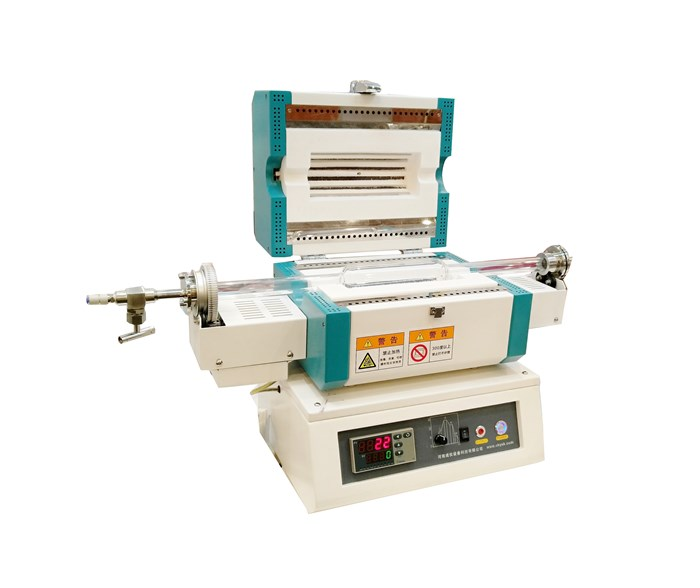 CHY-R1250 Compact Electric Revolve Tube Furnace with 30 segment Controller